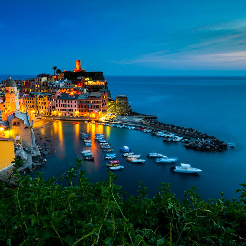 Fotoreis Cinque Terre Italie Toscane